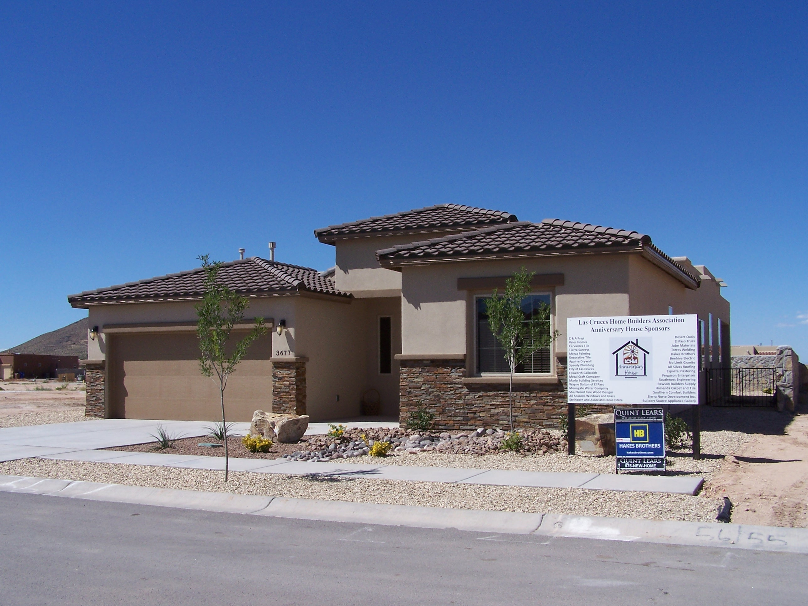 Special events las cruces home builders association for Las cruces home builders